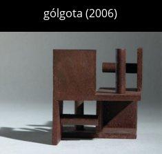 golgota cast Escultura