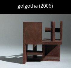 golgota fran Sculpture